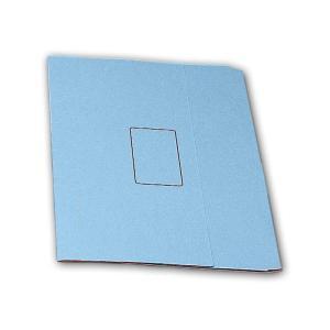 Marbig Slimpick Document Wallet Blue Box 50