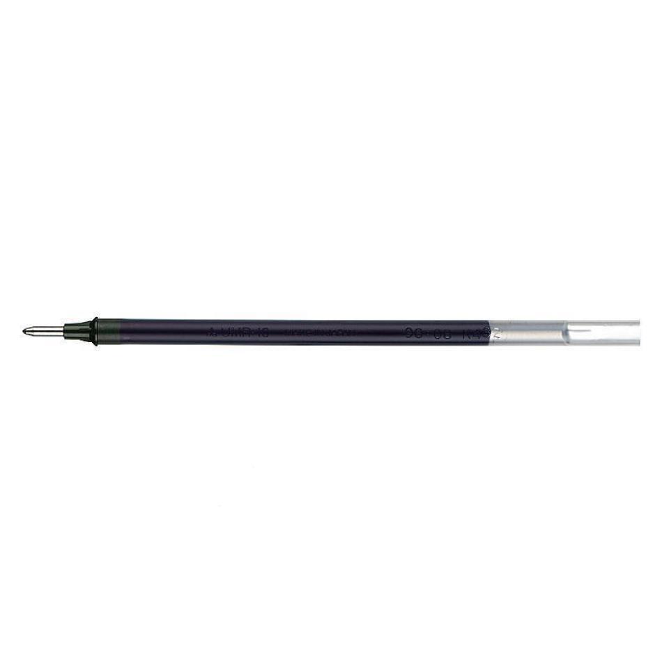 Uni-ball UM153 Ballpoint Pen Refill Broad 1.0mm Blue Each