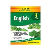 Pascal Press Excel Basic Skills - English Year 4 Author Donna Gibbs