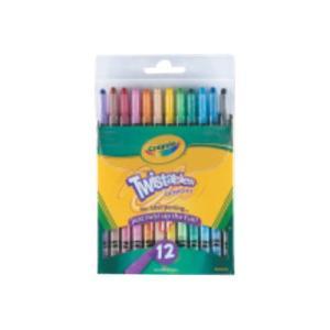 Crayola Twistable Crayons Pkt 12