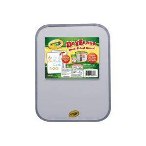 crayola dry erase board dual sided 280 x 215mm staples now winc