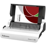 Fellowes Pulsar-e 300 Binding Machine Plastic Comb