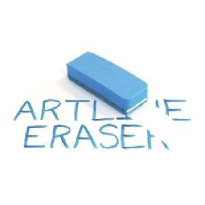 Artline 1-0603 Whiteboard Eraser Medium