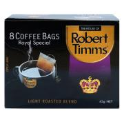 Robert Timms Coffee Bags Royal Special Pack 8