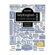 Oxford Myenglish 8 VIC Student Book + Obook Assess Rachel Williams Et Al 2nd Ed