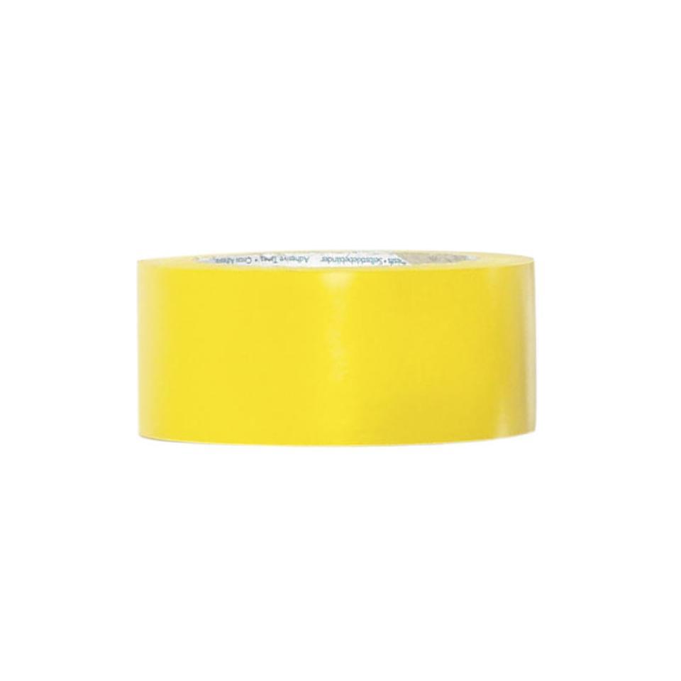 Tape At8 Floor Lane Marking PVC 48X33 Yellow