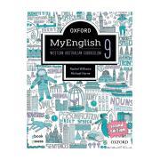 Oxford Myenglish 9 WA Student Book + Obook Assess Rachel Williams Et Al 2nd Ed