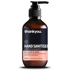 Thankyou Antibacterial Grapefruit Hand Sanitiser 300ml