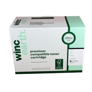 Winc Earth CE255A Black Premium Compatible Toner Cartridge