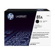 HP LaserJet 81A Black Toner Cartridge - CF281A