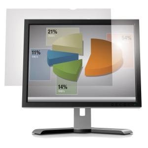 3M Anti-Glare Filter for 19 Inch Desktop LCD Monitor Clear