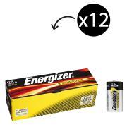 Energizer Industrial EN95 1.5V Alkaline D Battery Pack 12