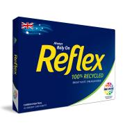 Reflex Carbon Neutral 100% Recycled Copy Paper A3 80gsm White Ream 500