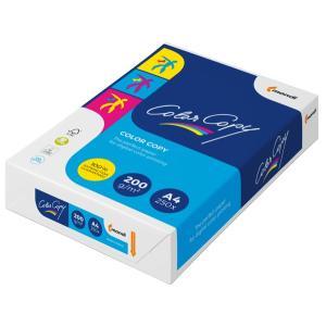 Mondi Colour Copy A4 Printer Paper 200gsm White Pack 250