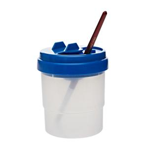 Educational Colours Economy Paint Pot With Slide Lid