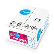 Tudor Envelopes 140244 Premium C4 Peel-N-Seal White Box 250