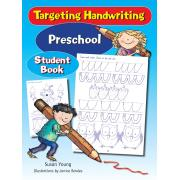 NSW Targeting Handwriting Preschool Student Book