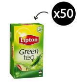 Lipton Green Tea Pack 50