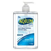 Ego Aqium Anti Bacterial Gel 1L