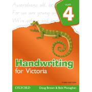Handwriting For Victoria  Year 4
