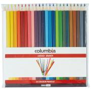 Columbia Colour Sketch Colour Pencil Assorted Colours Pack 24