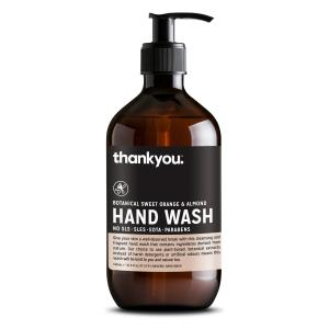 Thankyou Sweet Orange & Almond Hand Wash 500ml