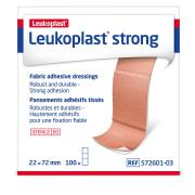 Leukoplast S72601-03 Fabric Strips Pack 100