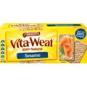 Arnotts Vita-Weat Crackers Sesame 250g