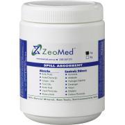 Zeomed Spill Absorbent Powder 1kg Shaker Bottle