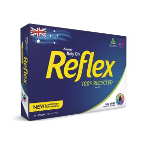 Reflex Copy Paper Carbon Neutral 100% Recycled A4 White 500 Sheet