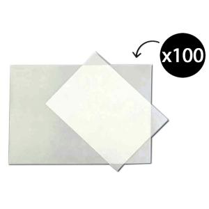Pelikan A4 80 Micron Laminating Pouches - 100-Pack