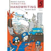 WA Targeting Handwriting Student Book Year 5