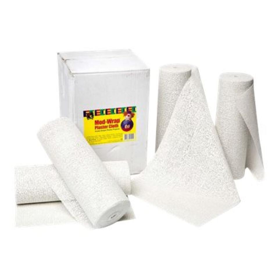 Mod Wrap Plaster Bandage 5kg School Pack