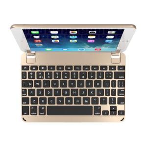 Brydge 7.9 Bluetooth Keyboard for iPad mini 4 - Gold