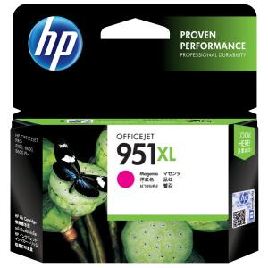HP 951XL Magenta Ink Cartridge - CN047AA
