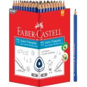 Faber Castell Junior Triangular Graphite 2B Pencil Box 72