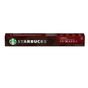 Starbucks Coffee Capsules Sumatra Box 10