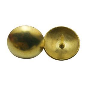 Esselte Drawing Pins Brass Box 150