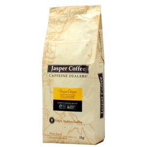 Jasper Organic Niugini Okapa Coffee Beans 1kg