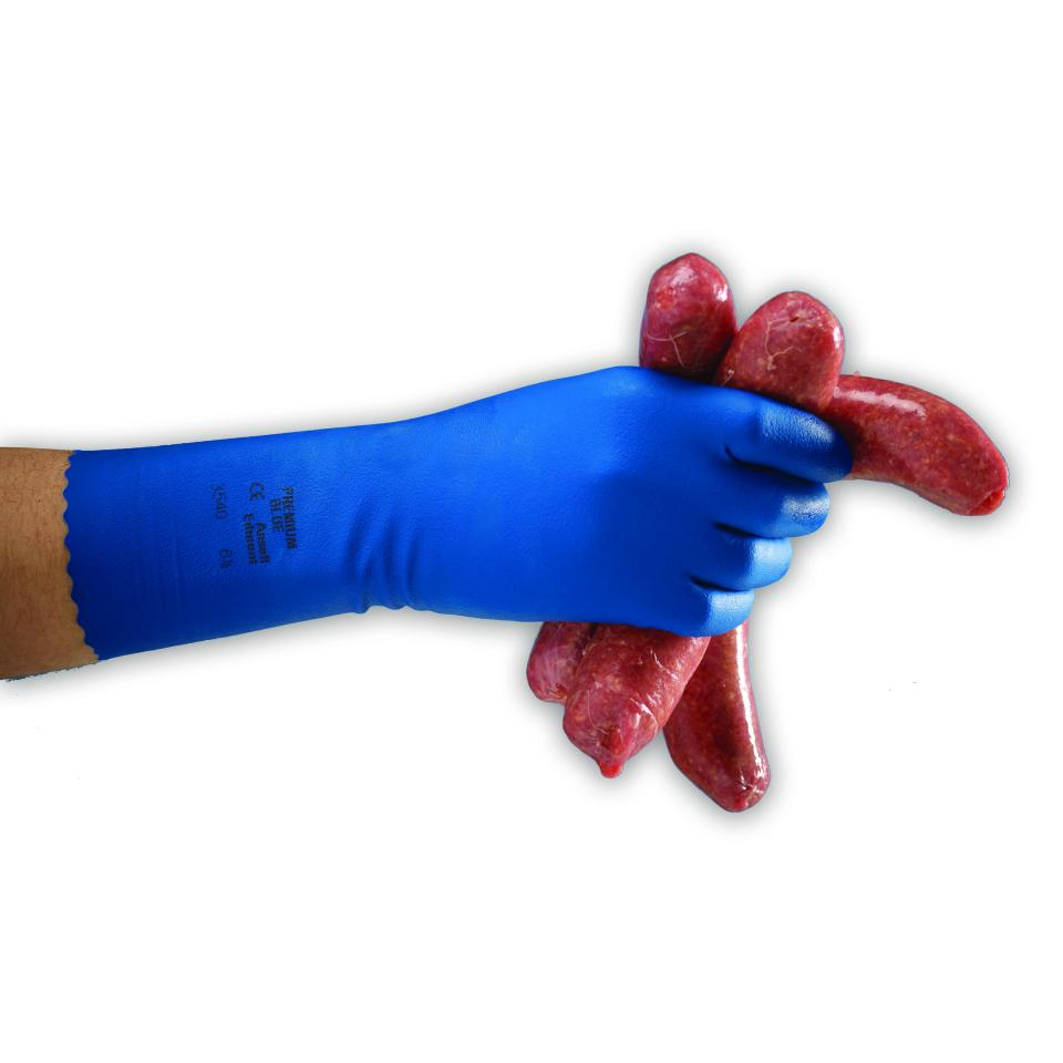 Ansell Premium Silverlined 354 Rubber Gloves