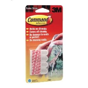 Command Poster Strips 12Pk 17024