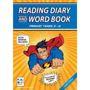 Reading Diary And Word Book Primary Year 3 -6