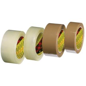 3M 373 Scotch Packaging Premium Tape Brown 48X75