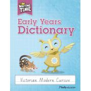 Writing Time Early Years Dictionary (Victorian Modern Cursive)