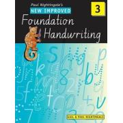 New Improved Foundation Handwriting NSW Year 3