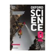 Oxford Science 8 Student Book + Obook/Assess