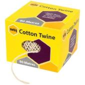 Marbig Cotton Twine Ball 80m
