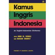 Kamus Inggris Indonesia Dictionary 3rd Revised Edition