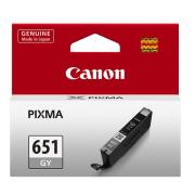 Canon PIXMA CLI-651GY Grey Ink Cartridge