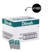 Dilmah Black Tagged Tea Bags Carton 1000